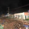 吉林松原燃气管道爆炸事故 已致5死89伤