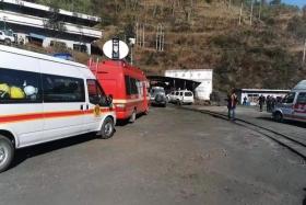 贵州安龙县发生煤矿事故 14人死亡2人被困